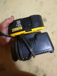 DeWalt 18 volt drill battery and charger