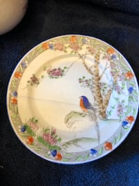 Decorative Antique Plate 47 km