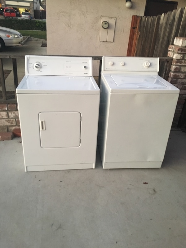 Maytag Dependable Care Plus Washer Kenmore Heavy Duty Dryer 125 Each 200 For Both