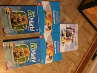 Three assorted learning books collection Belton, 76513