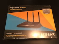 Netgear Router UNOPENED - Nighthawk AC1750 Falls Church, 22042