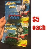 Thomas and Friends Thomas The Train Metal Engines