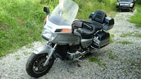 black and gray touring motorcycle New Marshfield, 45766