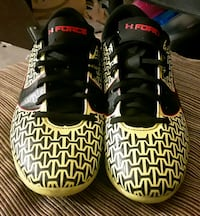 Under Armour Hi-Force Youth Soccor Cleats size 4 Anchorage, 99507