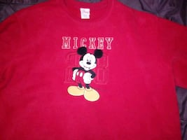 Disney Mickey Mouse Sweatshirt Size XL