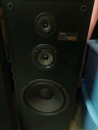 Sony speakers (pair)