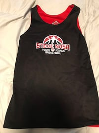 Youth xlg basketball jersey