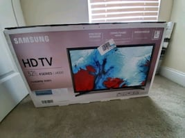 Brand New in Box - Samsung 32 inches TV