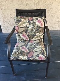 Patio chair with cushion  Largo, 33774