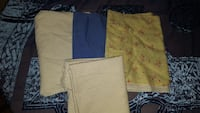 beige, yellow, and blue textiles Great Falls, 59401