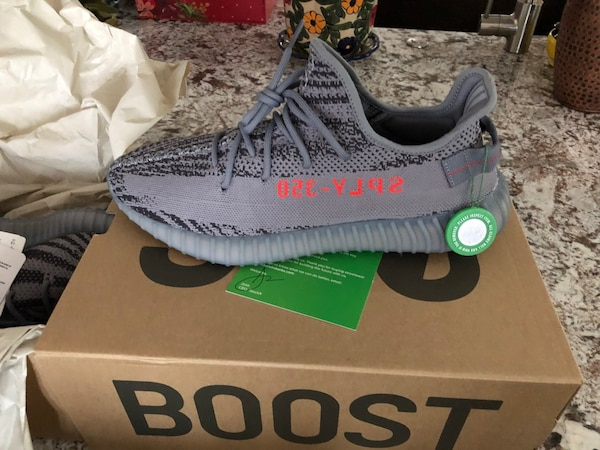 on sale 61125 f73c7 Yeezy boost beluga 2.0 dead stock confirmed by stockx size 13