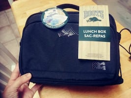 Roots lunch box