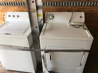 white front-load clothes washer Irvine, 92603