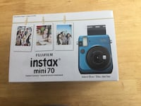 Fuji Instax Mini 70 - Brand New in Box Pickering, L1W