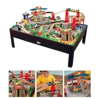 green and brown foosball table Massillon, 44646
