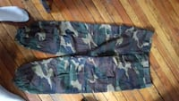 Airsoft/Paintball woodland camo pants Stanfordville, 12581