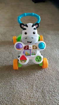 Walking toy for beginners  Gaithersburg, 20878
