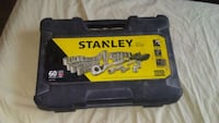 Stanley 60 piece socket set Lincoln, 68516