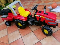 Tractor a pedales Loeches, 28890