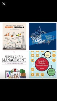 Marketing Management textbooks Toronto, M8V 3P8