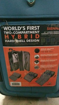 World's first two compartment hybrid hard shell de Riverside, 92509