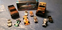 vintage lot of cars trucks  Perth County, N0B