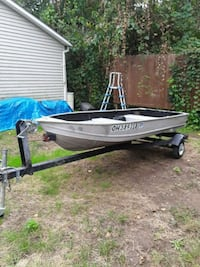 12 ft fishing boat Stow, 44224