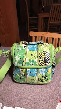 BackpackVera Bradley padded pouch with two pockets Union Bridge, 21791