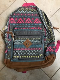 Brand new Girls Backpack (pick up only)