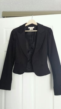 Zara blazer with cross embellishment  Ottawa, K2L