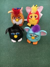 Lot of 4 furby toys Annandale, 22003