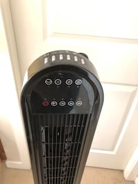 black and gray portable air cooler Vancouver