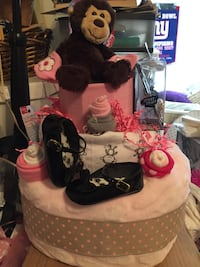 All occasions Baby Shower Diaper Cakes  price is negotiable