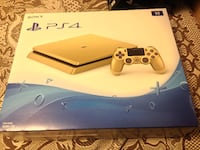 PS4 Console 1TB Limited Edition Gold Brand New Toronto