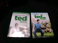 Ted and Ted 2 DVD cases Somerset, 42501