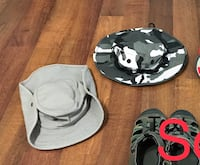 Sun hats  St Thomas, N5R 6M6