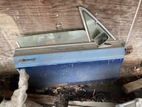 1967 chrysler 300 passenger side door original