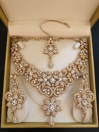 NEW Gold & Silver Jewelry Set Markham, L6B 1N4