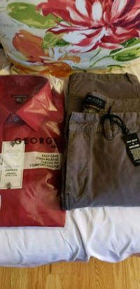 Men's Clothing NWT Hopkinton, 02804
