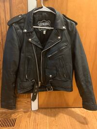 Small women's motorcycle jacket