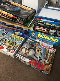 Lots of games, legos, puzzles, ect Meadow Lands, 15301