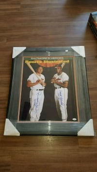 Brook and Frank picture  signed Westminster, 21158
