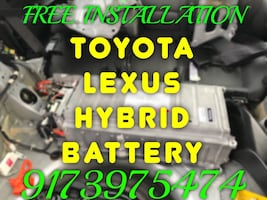 hybrid battery recondioning