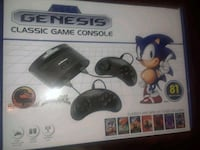 black sega 91 game console box San Jose, 95127