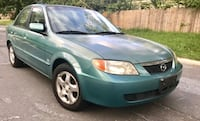 $1315 VERY FIRM / NON Negotiable   2001 Emerald Green Protege  Silver Spring
