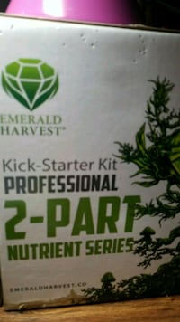 Emerald harvest kick starter 2 part  Belleville, 48111
