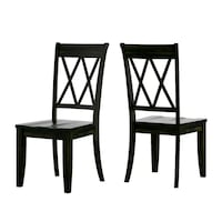 Huling Solid Wood Dining Chair (Pkg. 2) (NEW) London, N6B 3L5