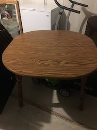 Dinning table with 3 chairs