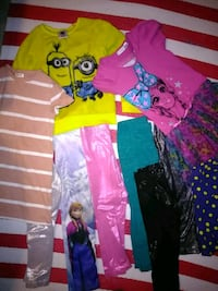 Girls clothes size 6 Teays Valley, 25560