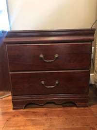 Two identical nightstands Baltimore, 21211